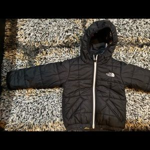 The north face reversible toddler jacket 3T
